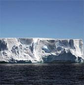 Hình ảnh mới nhất về vùng băng giá Nam cực
