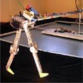 Robot đi bộ nhanh nhất thế giới