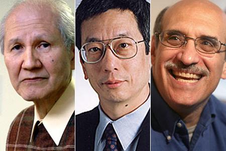 Sứa giúp ba nhà khoa học đoạt Nobel hóa học