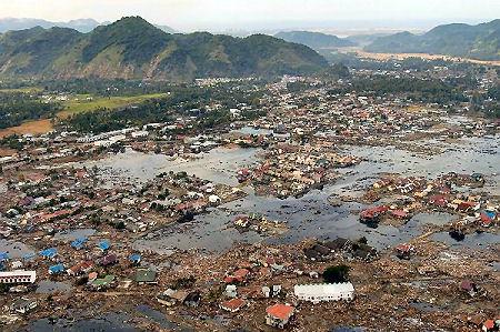 Kỷ nguyên của các siêu thảm họa ở châu Á