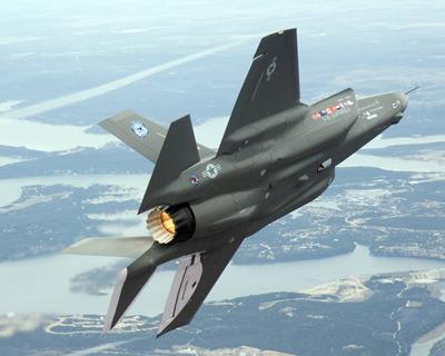 F-35 của Mỹ đe dọa hệ thống phòng không S-300 của Nga