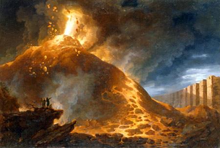 Tái hiện thảm họa lịch sử Pompeii