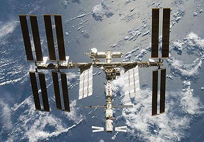Trạm không gian ISS sơ tán khẩn cấp