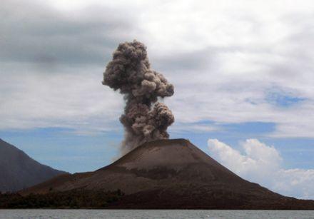 Những núi lửa đáng sợ trong lịch sử