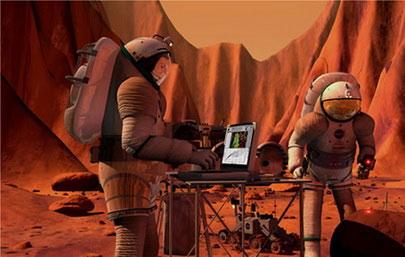 """NASA sẽ đưa người lên """"gõ cửa"""" sao Hỏa?"""
