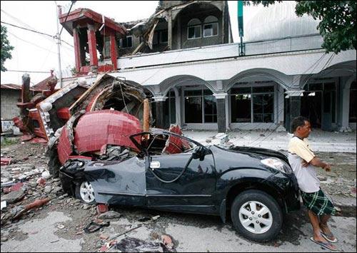 Động đất mạnh ở Philippines và Indonesia
