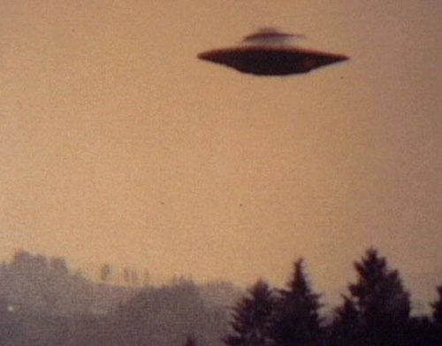 Bộ Quốc phòng Anh chán UFO