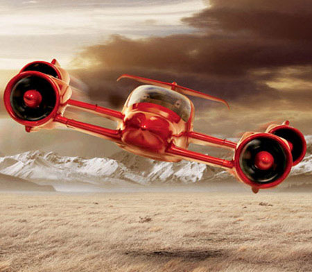 Ô tô bay sẽ có trong 20 năm nữa