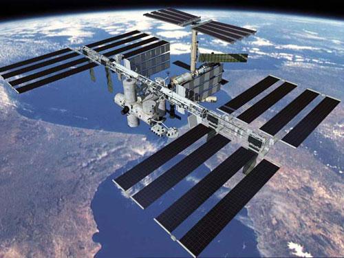 Nâng trạm vũ trụ quốc tế cao thêm khoảng 5km