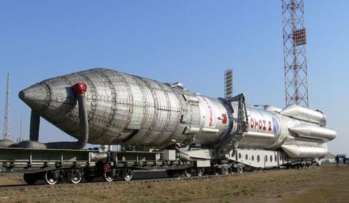Nga đưa vệ tinh quân sự vào không gian