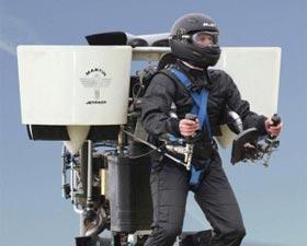 Thương mại hóa máy bay phản lực cá nhân