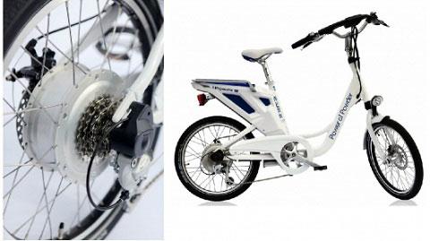 Ra mắt động cơ điện nhẹ cho xe đạp