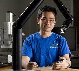 Robot thay thế bác sỹ phẫu thuật