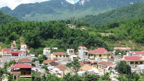 Thanh Hóa: Xảy ra động đất ở Quan Sơn