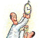 Câu chuyện khoa học về chiếc đồng hồ