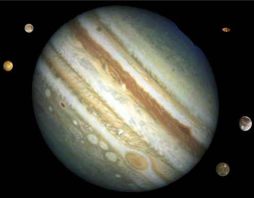 Những hiện tượng thiên văn đáng xem năm 2011