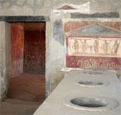 """Chế độ ăn """"sơn hào hải vị"""" của người La Mã cổ đại"""