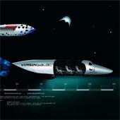 Phi thuyền SpaceShipTwo đạt độ cao 21.640m