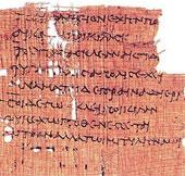 Tìm thấy thư tình đồng tính của thi sĩ Hy Lạp cổ đại