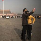 Bắc Kinh báo động về ô nhiễm không khí