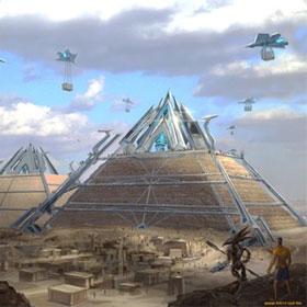 """Tìm kiếm UFO """"có thật"""" từ thời cổ đại tới cận đại"""