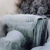 Vẻ đẹp thiên đường của thác Niagara