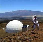 Các nhà khoa học tình cách trồng cây trên sao Hỏa