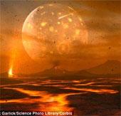 Sự sống trên Trái đất bắt đầu từ núi lửa?