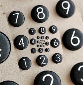 """Tìm ra con số may mắn được """"ưa chuộng"""" nhất"""