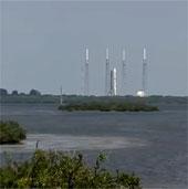 Mỹ đưa vệ tinh do thám lên quỹ đạo