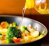 6 chiêu dùng dầu ăn khỏe mạnh