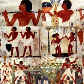 Khám phá món ăn đặc trưng của người Ai Cập cổ đại