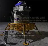 Nga chi 2,8 tỷ USD thám hiểm mặt trăng