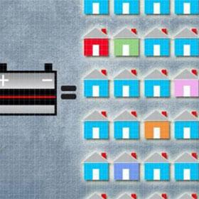 Tái chế chì từ ắc quy ô tô thành tấm năng lượng mặt trời