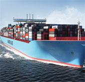 Mary Maersk - Chiếc tàu biển lớn nhất thế giới
