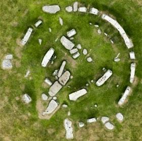 Bí ẩn về bãi đá cổ Stonehenge được giải mã