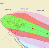 Ảnh hưởng của bão Kalmaegi, từ ngày mai miền Bắc có mưa lớn
