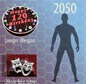 Đến năm 2050, con người sẽ trở thành một loài mới?