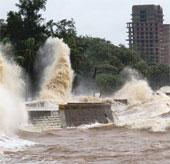 Hải Phòng ngập nặng, Lạng Sơn chuẩn bị chạy lũ