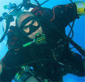 Kỷ lục Guiness ghi nhận người lặn sâu nhất thế giới
