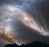 Thiên hà Tiên Nữ sẽ nuốt dải Ngân Hà của chúng ta?