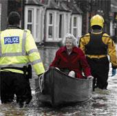 Nước biển dâng và nguy cơ ngập lụt lớn trên thế giới