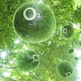 Phát minh cỗ máy sản xuất khí oxy thế hệ mới