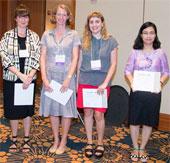 Nhà khoa học Việt nhận giải thưởng từ Mỹ