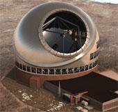 Ấn độ tham gia xây dựng kính viễn vọng khổng lồ