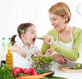 Muốn vui vẻ yêu đời, hãy ăn nhiều rau quả