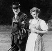 Nhà phân tâm học tâm lý trẻ em Anna Freud