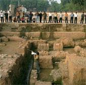Phát hiện khảo cổ mới dưới thành Cổ Loa
