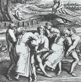 """Bí ẩn dịch bệnh """"điệu nhảy tử thần"""" khiến tất cả giới khoa học bó tay"""
