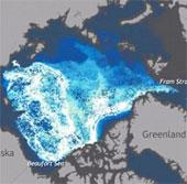 Video: Gần 30 năm tan chảy của băng Bắc Cực